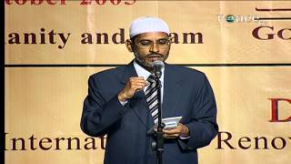 SIMILARITIES BETWEEN CHRISTIANITY AND ISLAM | LECTURE + Q & A | DR ZAKIR NAIK