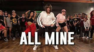 Bailey Sok & Tori Caro| ALL MINE| MATT STEFFANINA CHOREOGRAPHY