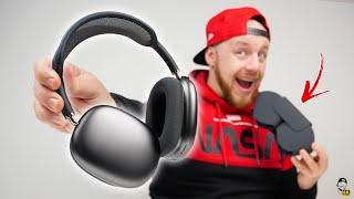🎧 Apple AirPods Max: Unboxing & První Dojmy z Nejdražších Apple Sluchátek! | WRTECH [4K]