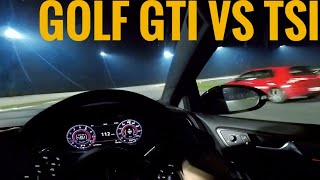 2018 VW Golf GTI & Golf TSI MK7.5 Night Trackday (Full Video) | Sepang Circuit - South