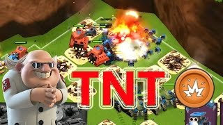 DR TERROR = FISH | Boom Beach | NO CASUALTIES RUN