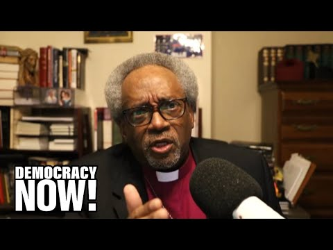 """""""Without Love, We Won't Make It"""": Bishop Michael Curry on Faith & What's at Stake in November"""