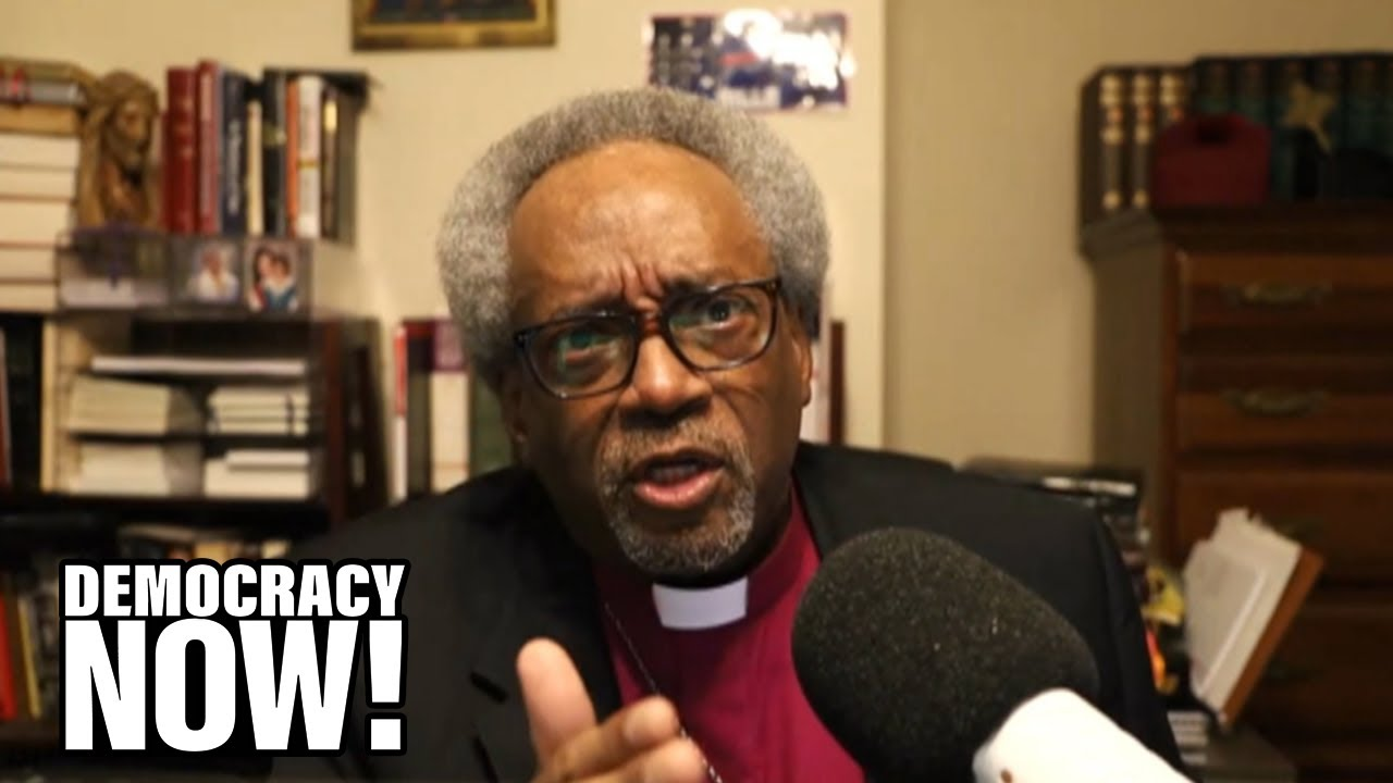"""Without Love, We Won't Make It"": Bishop Michael Curry on Faith & What's at Stake in November"