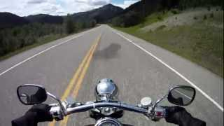Motorcyle Ride Harley Davidson / Kawasaki Vulcan w/Overkill