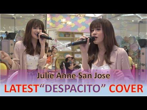 "Filipina Singer Julie Anne San Jose: LATEST ""DESPACITO"" COVER by Jack Media Labs (HD)"