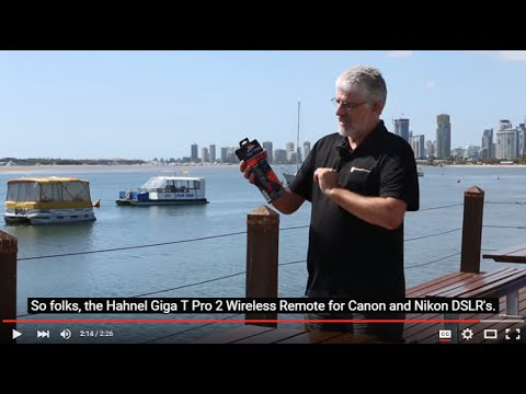 Hahnel Giga T Pro 2 Wireless Remote | Cameras Direct Australia