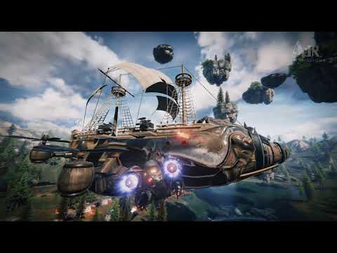 AIR  - the new steampunk MMO from PUBG developer Bluehole