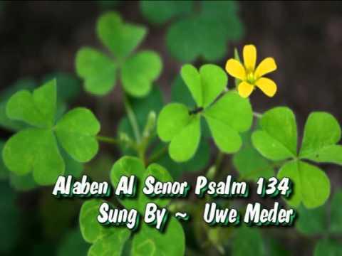 Alaben Al Senor Psalm 134