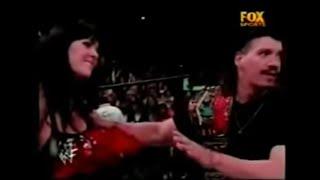 Chyna vs The Godfather  |  Heat 05/30/00
