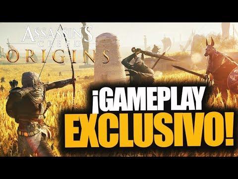 ¡ESPECTACULAR! DLC CURSE OF THE PHARAOHS - Assassin's Creed Origins - RAFITI