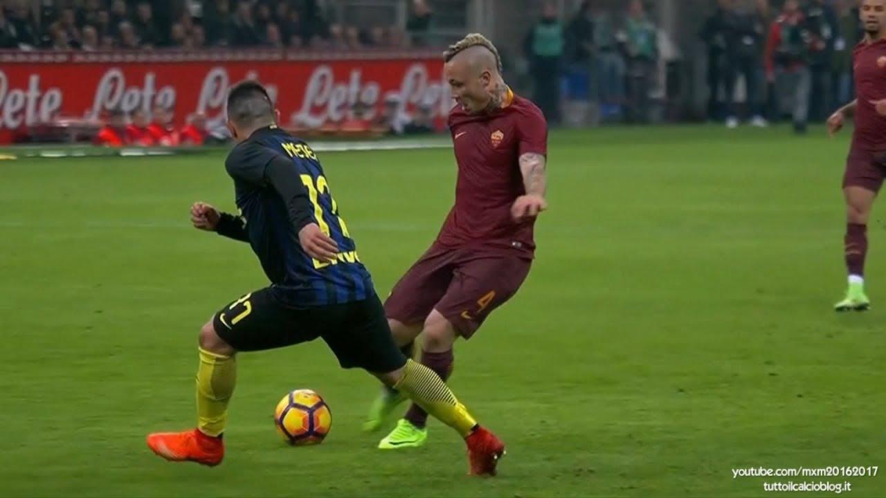 Download Inter-Roma 1-3 - Doppietta di RADJA NAINGGOLAN - Radiocronaca di Francesco Repice (26/2/2017)