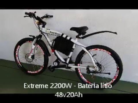 Extreme 2200 - Brazil Electric