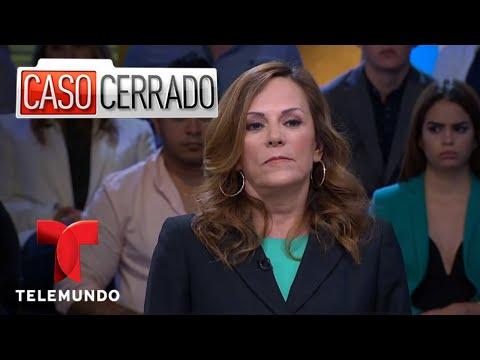 Caso Cerrado | Abusive Aunt Forces Niece to Dance Nonstop 😵🗣️👯😢 | Telemundo English