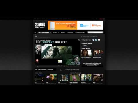 Madman Entertainment, The Company You Keep - Ad on Pause