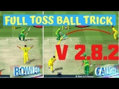 WCC2 HOW TO GET WICKETS IN T20, ODI, QUICK PLAY   TRICK FOR NEW VERSION 2.8.2
