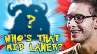 WHOS THAT MID LANER? - Bjergsen
