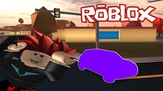 ROBLOX THE MOST FEO CAR DE TOUS! évasion