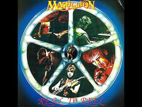 Assassing Live MARILLION Real To Reel 1984 LP