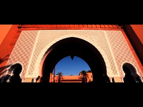 Luxury holiday at Marrakesh Morocco