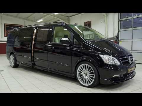 Mercedes  V Klasse VIP Limousine Jet VAN   KLASSEN ®  Luxury VIP Conversion