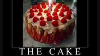 Portal Cake Recipe
