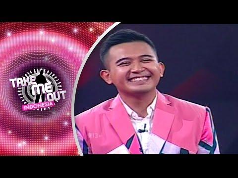 Hi Ladies, ikut Fiqri dangdutan yuk! Asiiikk! - Take Me Out Indonesia