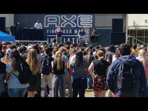 'Toxic Masculinity' Speach at Ventura High School