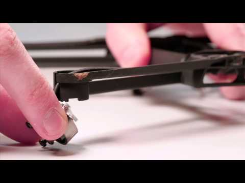Parrot Bebop Drone: How to repair Bottom parts