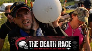 16x9 - Death Race: Inside the Spartan Death Race challenge