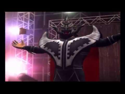 獣神サンダーライガー 入場曲『怒りの獣神』入場シーン 1【オールスタープロレスリング】