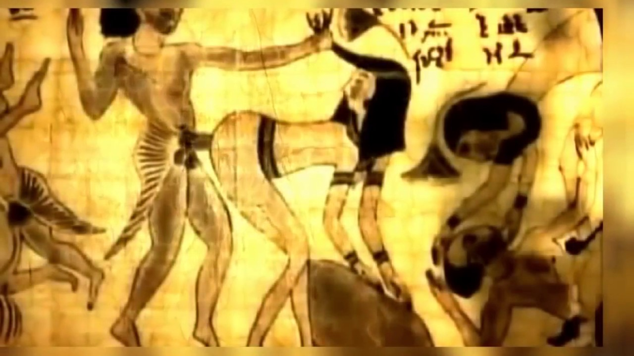 Documentary - Documentary Sex In The Ancient Egypt World