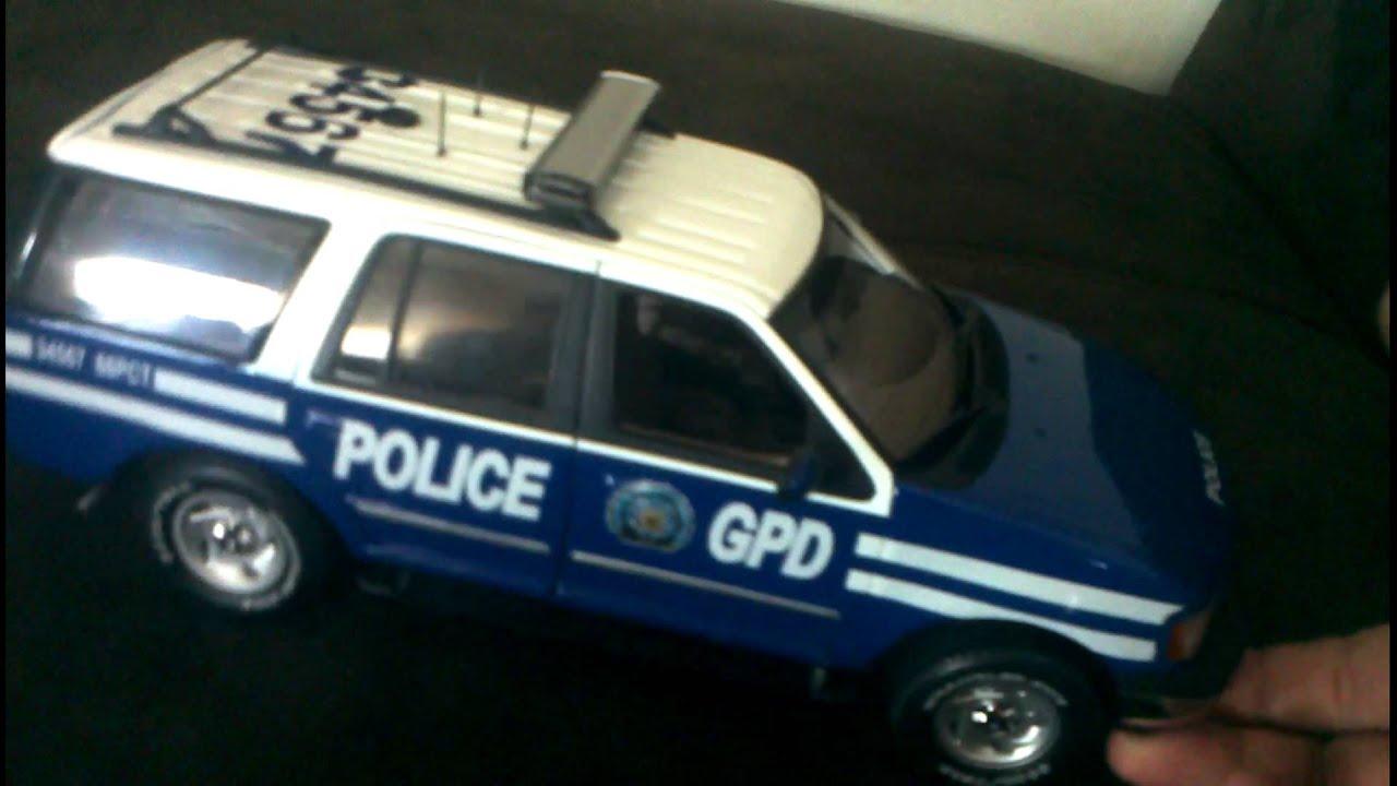 Ford Suv Models >> 1/18 Scale - Batman Dark Knight Rises- Gotham Police - GPD ...