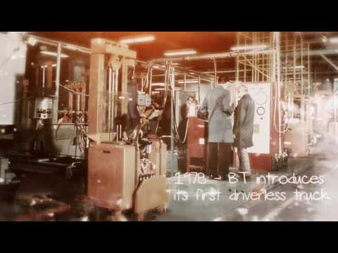 BT History – 70 years of innovation