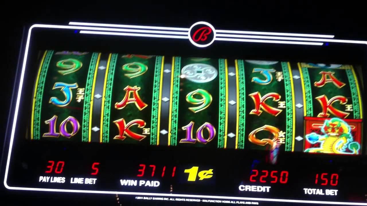 Slot Machine Online Bonus