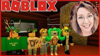 Roblox Flee the Facility Mrs. Samantha Channel Member Vidéo
