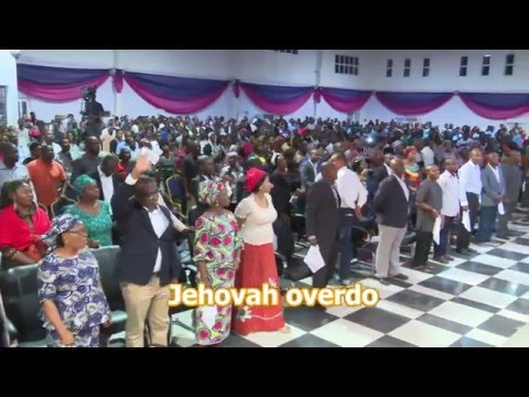 Solo Urete (Jehovah Overdo): April 2016 Holy Ghost Party