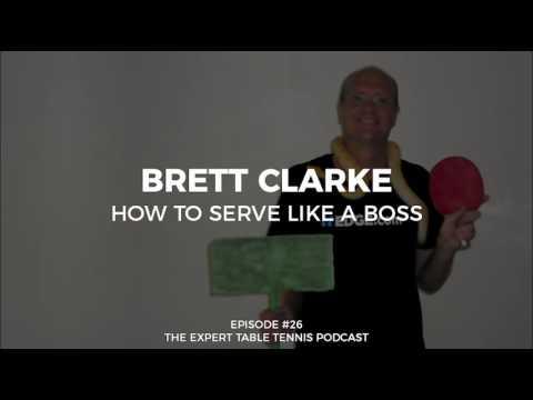 Brett Clarke: How to Serve like a Boss (ETT #26)