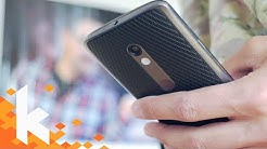Moto X Play Review (Deutsch)
