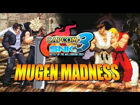 mugen-madness:-capcom-vs-snk-3-ultimate---highlights