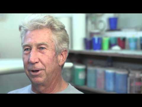 Dave Johnson - Progressive Surfboards