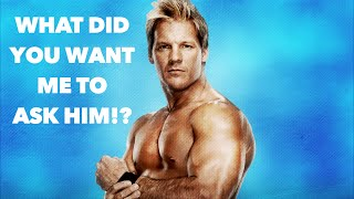 Chris Jericho responds to criticism over his WWE Network interview with John Cena