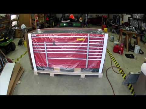Harbor Freight 61656 72in Us General Toolchest 18 Drawer