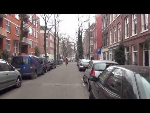 Walking Amsterdam :  Koningsplein - Utrechtse brug