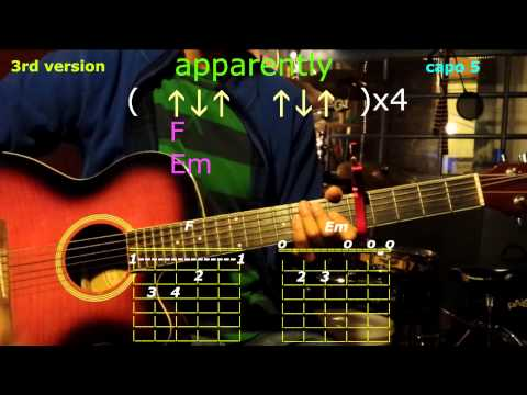apparently j. cole guitar chords