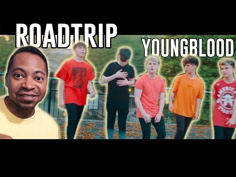 FIRST TIME LISTENING to ROADTRIP TV - Youngblood (cover 5 Seconds of Summer) REACTION