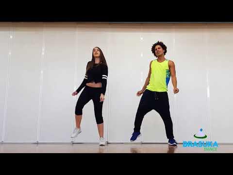 Criminal - Natti Natasha Ft Ozuna Coreografia Zumba  Brasuka Dance