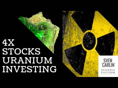 Uranium bullish investment thesis - stocks have huge potential