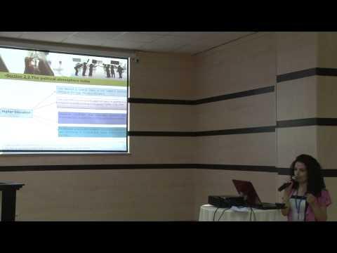 ICES 2012 Suela Ndoja - Developing a Futurism Consciousness and