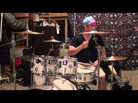 Hunter Hayes - 21 (drum cover)