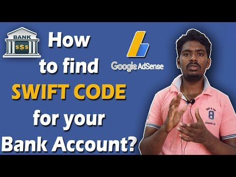 How To Find SWIFT Code For My Bank Account? Tamil || SWIFT BIC Code